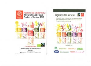 Little Miracles Trade Leaflets
