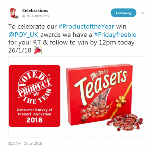 Twitter Teasers Giveaway